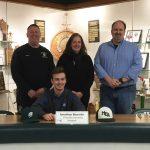 Athlete Signing – J. Baumler