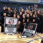 Trojan Dance Team Continues Undefeated Season, Winning Big at St Ambrose
