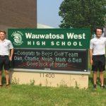 Boys Golf Team Headed to State!