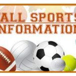 2019 Fall Sports Meeting & Athletic Registration Info