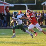 Varsity Football vs. Sussex Hamilton 8-23-19 - Photos courtesy of Dan Keenan