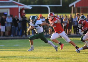 Varsity Football vs. Sussex Hamilton 8-23-19 – Photos courtesy of Dan Keenan