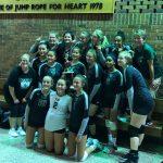 Girls Junior Varsity Volleyball beats Milwaukee Riverside University 2 – 0