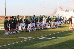 Varsity Football vs. Germantown – 8/29/19 – Photos courtesy of Dan Keenan