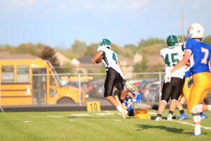JV Football vs. Germantown – 8/28/19 – Photos courtesy of Dan Keenan