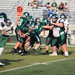 JV Football vs. Nathan Hale - 9/5/19 - Photos courtesy of Dan Keenan