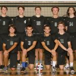 Boys Volleyball Celebrates Their Seniors on 10/9/19