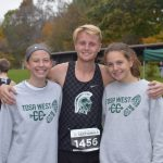 Three Cross Country Runners Qualify for State!