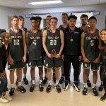 Wauwatosa West Boys Varsity Basketball falls to host school Kankakee (IL) 45 – 38 in the Championship Game at the 70th annual Kankakee Holiday Tournament