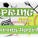 2020 Spring Sports Meeting & Athletic Registration Info