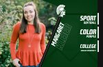 SENIOR SPOTLIGHT – Margaret Kleier, Softball