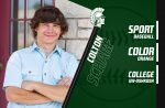SENIOR SPOTLIGHT – Colton Scharf, Baseball