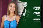 SENIOR SPOTLIGHT – Jordan Scharf, Softball