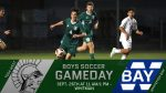 LIVE STREAM: Boys Soccer vs Whitefish Bay on 9/26