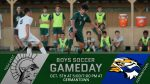 Boys Soccer at Germantown on 10/5