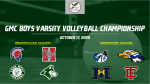 LIVE STREAM: GMC Round 2 BVB Championships at Brookfield East 10/17 at 10 AM