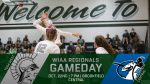Girls Volleyball Regional Semifinal Game at Brookfield Central on 10/22