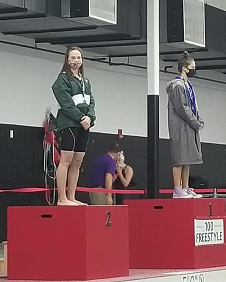 Congratulations Lauren Malinowski — 2nd & 6th Place Finishes at STATE!