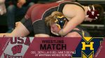 Wrestling vs Marquette on 12/30 at Whitman
