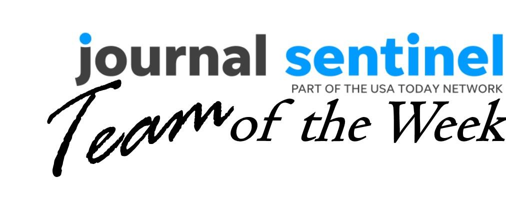Girls Varsity Basketball is Named Milwaukee Journal Sentinel Team of the Week