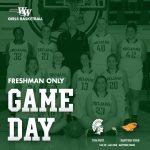 LIVE STREAM: Girls Freshman Basketball at Hartford Union on 1/23/21