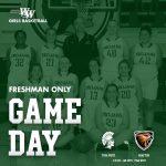 LIVE STREAM: Girls Freshman Basketball vs Grafton on 1/25/21
