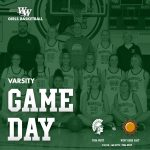 LIVE STREAM: Girls Varsity Basketball vs West Bend East on 1/27/21