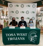 2/3/2021 Athlete Signings – D. Nudi, N. Wheeler & A. White