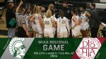 LIVE STREAM: WIAA Girls Regional BB Game at DSHA on 2/13/21
