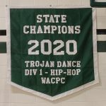 TDT 2020 State Champions Banner Unveiled on 2/9/21
