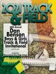 40th Annual Dan Benson Track & Field Invitational on 4/30/2021