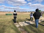 Wauwatosa East/West Trap Team vs Shoreland Lutheran Trap Team 3-28-2021