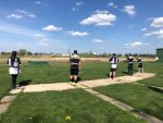 Wauwatosa East/West Trap team vs New Berlin Trap Team 5-02-2021