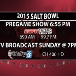 SALT BOWL BROADCAST