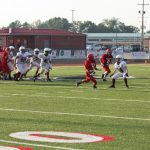 JUNIOR HIGH PANTHERS STAY UNBEATEN