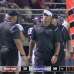 Benton vs. Greenbrier Replay