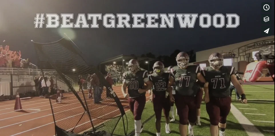 2018 #beatGREENWOOD PREVIEW