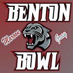 MAROON DEFEATS GRAY 8-6 IN BENTON BOWL