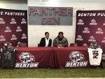 SIGNING DAY FOR PANTHER
