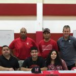 Chacon Signs Letter of Intent