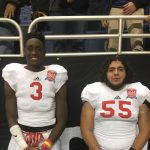 Raiders Participate in Football All-Star Game