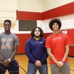 Aldana, Cooper and Wright Sign National Letters of Intent
