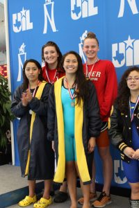 2017 District Swimming and Diving Meet