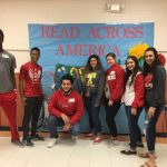 Raiders Participate in Read Across America