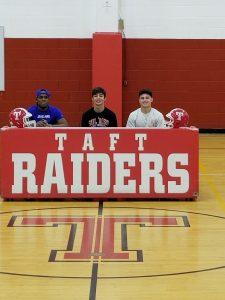 Raider Football National Signing Day 2018