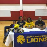 Hawkins Signs With Texas A&M-Commerce