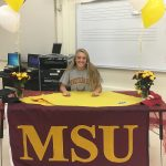 Kittelson Signs with Midwestern State