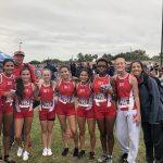 Taft Girls Varsity Cross Country Team