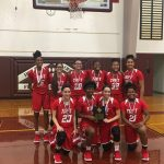 Girls Basketball Takes 2nd at Floresville Tournament