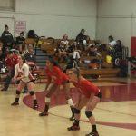 Fullerton Girls Volleyball defeats Bellflower 3-1